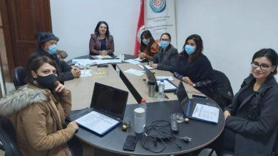 Photo of بحث خطة عمل المركز الدولي للدراسات العسكرية والامنية للعام الجديد