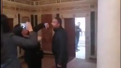Photo of تواصل نزعة العدوان لدى جماعة الاخوان:  الاعتداء على عبير موسي تحت قبة البرلمان