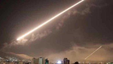 Photo of الدفاعات الجوية السورية تتصدى لعدوان عسكري صهيوني على ريف دمشق
