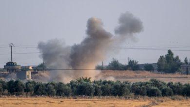 Photo of فصائل موالية لتركيا تستهدف قرى سورية بقصف صاروخي