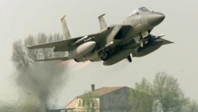 "Photo of قلق تركي من إرسال السعودية طائرات""إف 15″ إلى جزيرة كريت اليونانية"