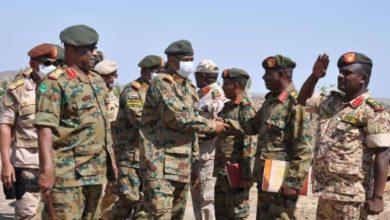 Photo of الجيش السوداني يدافع عن عملية انتشاره على الحدود مع إثيوبيا