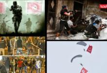 Photo of مناورات مشتركة تركية-تونسية في مجال حرب المدن والرمايات السريعة!