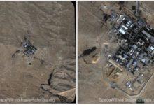 Photo of التقاط صور لأشغال جديدة بموقع سري قرب مفاعل ديمونة النووي