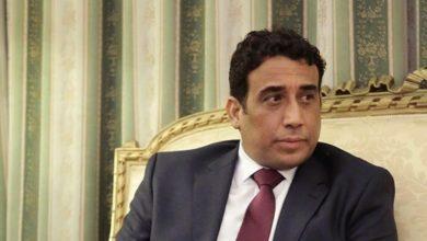 Photo of رئيس المجلس الرئاسي الليبي يحل بباريس