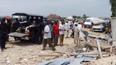 Photo of نزوح65 الف شخص بسبب الاشتباكات في شمال شرق نيجيريا
