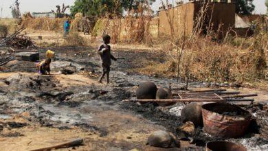 Photo of دوامة العنف وتواصل النزوح الجماعي بنيجيريا