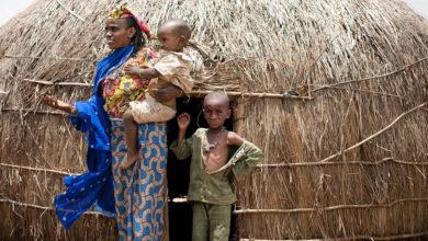 Photo of ارتفاع معدل نزوح الأطفال في إفريقيا الوسطى