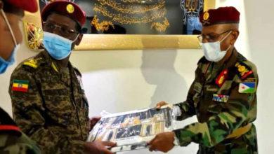 Photo of تعاون عسكري بين إثيوبيا وجيبوتي