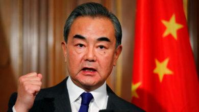 Photo of يوم السبت وزير الخارجية الصيني في سوريا في زيارة رسمية
