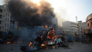 Photo of مقتل 10 أشخاص في انفجار حافلة  في باكستان
