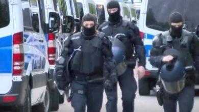 Photo of الشرطة الألمانية تداهم خلية ارهابية