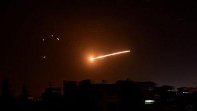 Photo of إسقاط الصواريخ الإسرائيلية في سماء سوريا ضربة قوية للكيان الغاصب