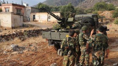 """Photo of تنظيم """"جبهة النصرة"""" الإرهابي ينفذ 32 عملية قصف على منطقة إدلب"""