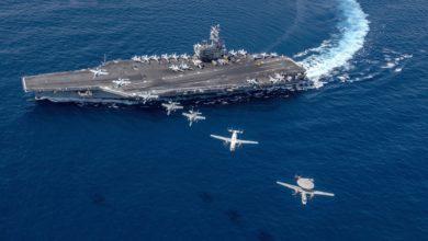 Photo of إطلاق قوة أمريكية جديدة تستخدم الطائرات المسيرة بمنطقة الخليج الخليج