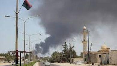 Photo of انفجارات وإطلاق رصاص بالعاصمة الليبية طرابلس