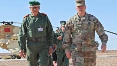 Photo of تعيين الجنرال بلخير الفاروق مفتشا عاما للقوات المسلحة المغربية