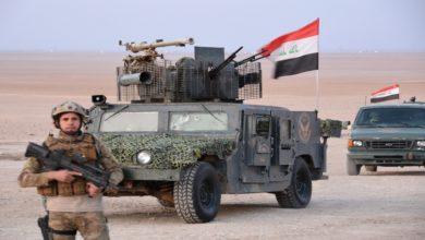 """Photo of القوات العراقية تواصل حربها على فلول""""داعش"""" الإرهابية"""
