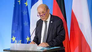 Photo of باريس تستضيف مؤتمرا دوليا حول ليبيا في شهر نوفمبر المقبل