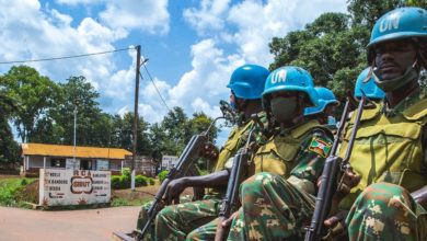 "Photo of مسؤول أممي: وقف إطلاق النار في جمهورية إفريقيا الوسطى""خطوة أساسية"" نحو الحوار"