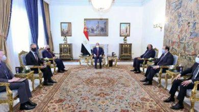 Photo of توافق مصري ـ أميركي على إيجاد حلول سياسية لأزمات المنطقة