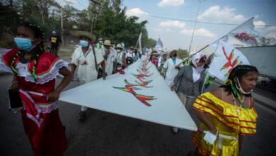 Photo of الحكومة البوليفية تستجيب لعدد من مطالب مسيرة للسكان الأصليين