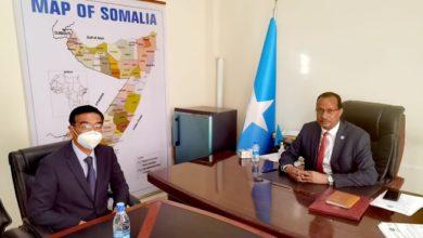 Photo of الصين تتعهد بالمشاركة في إعادة بناء الجيش الصومالي