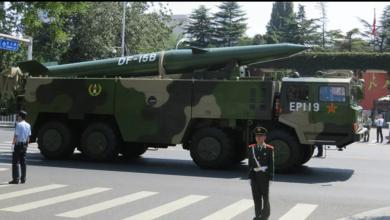 Photo of الصين تجري تجربتين لسلاح فرط صوتي